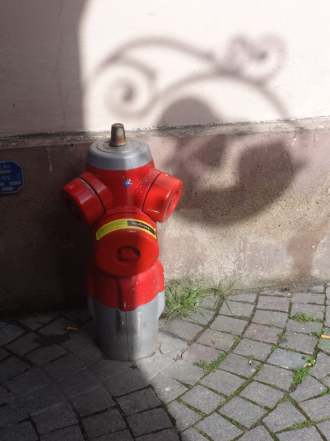 little hydrant