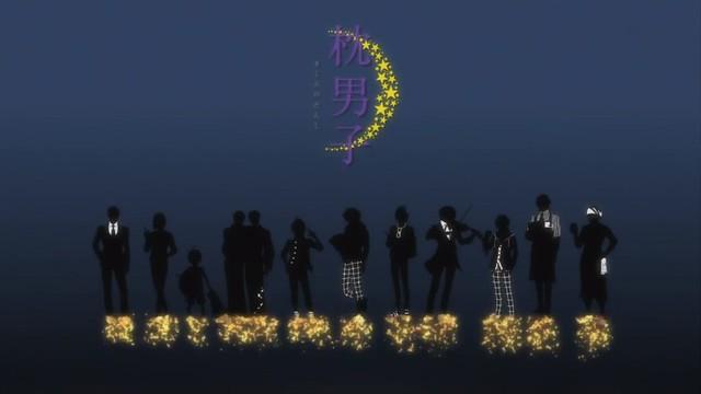 Makura no Danshi OP - image 01