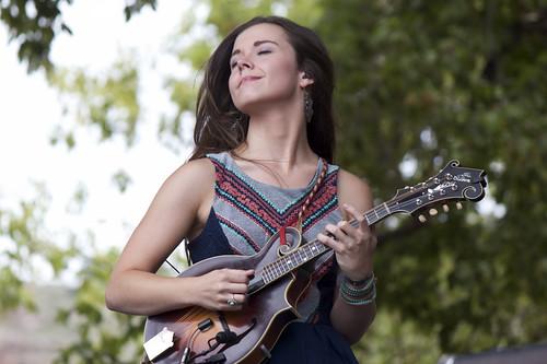 Sierra Hull brings fresh bluegrass to town