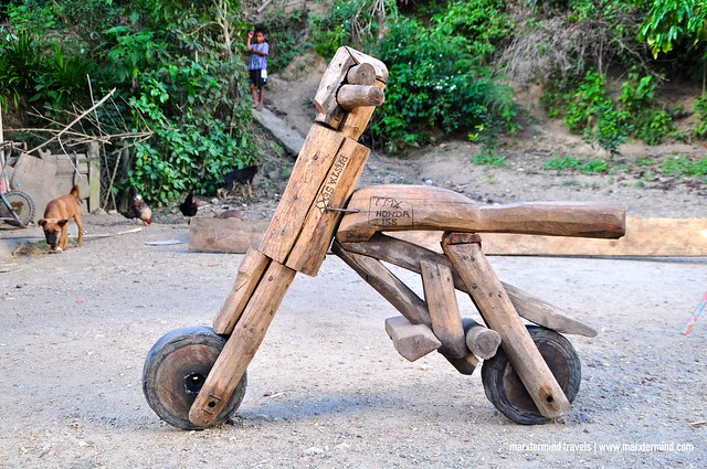 Wooden Bike in Butbut Proper