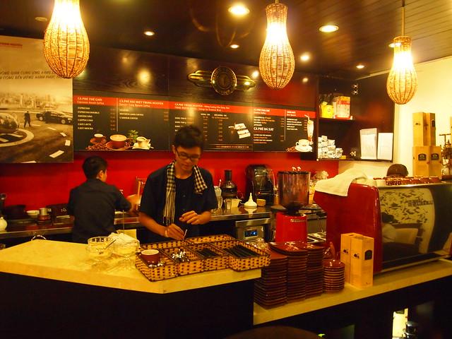 P6249716 Trung Nguyen Coffee(チュングエンコーヒー) ベトナム コーヒー