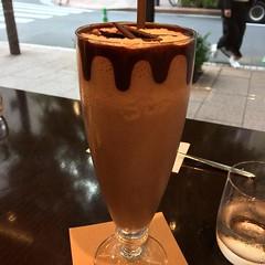 frappã© coffee, drink, chocolate, milkshake,
