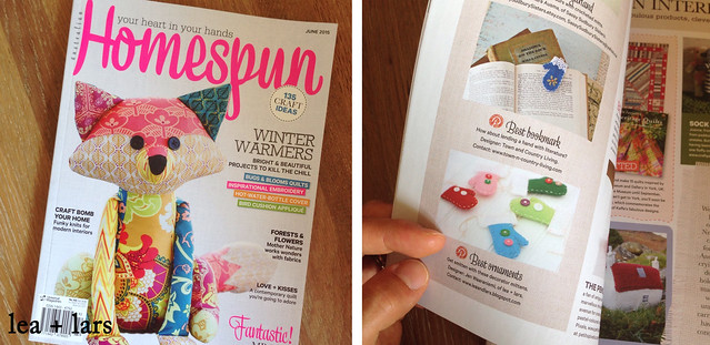 homespun feature