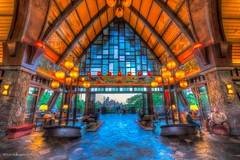 Disney's Aulani Resort & Spa August 2015