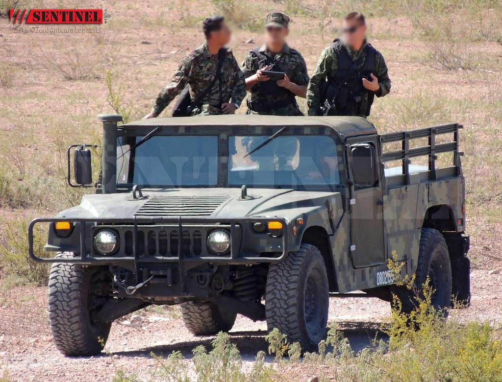 Ejercito Mexicano renueva flota de Humvees 02/04/2014 - Página 7 20290877749_b3a43acdb1_b