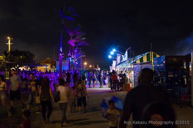 The Caribbean Party at Torii Beach 2015-20