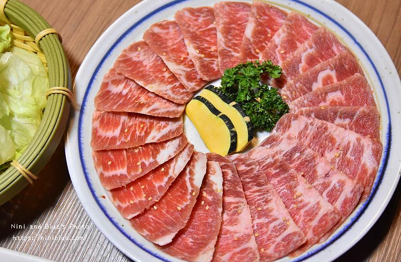 台中燒肉推薦雲火燒肉12