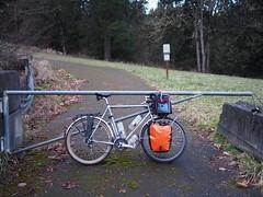 Tolt Pipeline Trail Entrance
