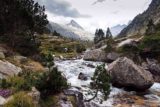 Before the storm - French Pyrenees