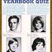 Celebrity Yearbook Quiz 01, Dynamite vol. 7 #3 (1983)