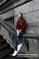 Amy Pond Shoot with Alice 019