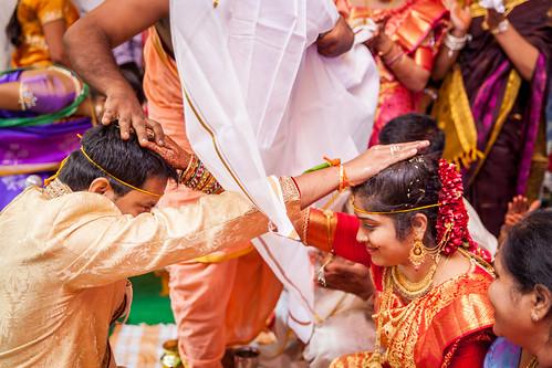 Keerthi & Dhiraj – Wedding, Guntur