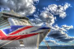 Britannia P&O Cruise Ship