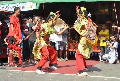 131 Procesion en honor a la diosa Matsu en Kaohsiung (62)