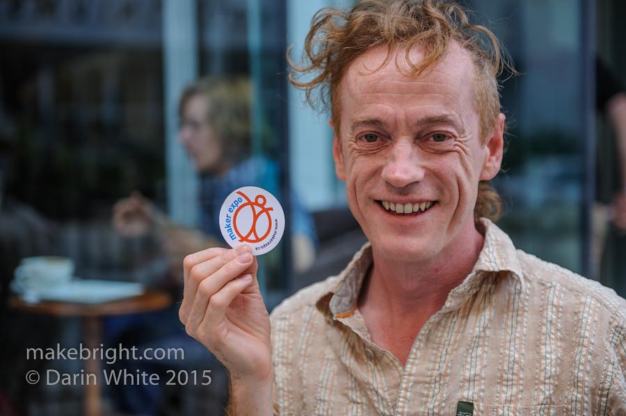 Ian Newton in DTK 046