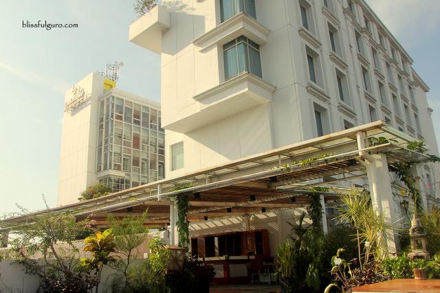 Jambuluwuk Malioboro Boutique Hotel Yogyakarta, Indonesia