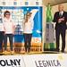 Prize-giving ceremony - 2nd FAI World Paramotor Slalom Championships