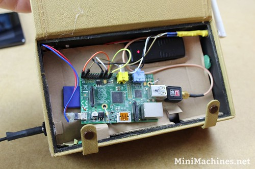 Piratebox Raspberry Pi
