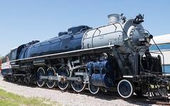 """1942 Baldwin 4-8-4 """"Northern"""" type 4501"""