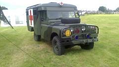series 2a Landrover Ambulance ex RAF