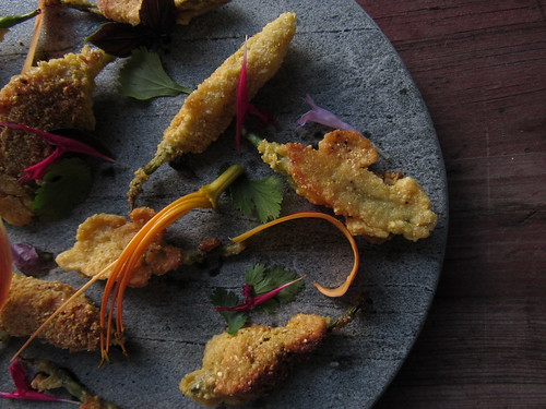 Daylily Fritters