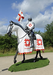 Medieval Festival Tournament & Joust - Kenilworth Castle 18th July 2015