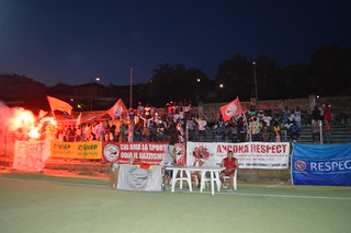 Assata Shakur vs Miami @XIV mondialito antirazzista Assata Shakur Ancona