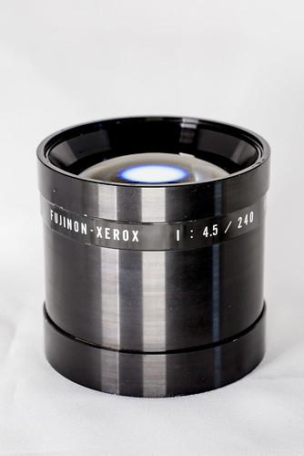FUJINON-XEROX 1:4.5/240