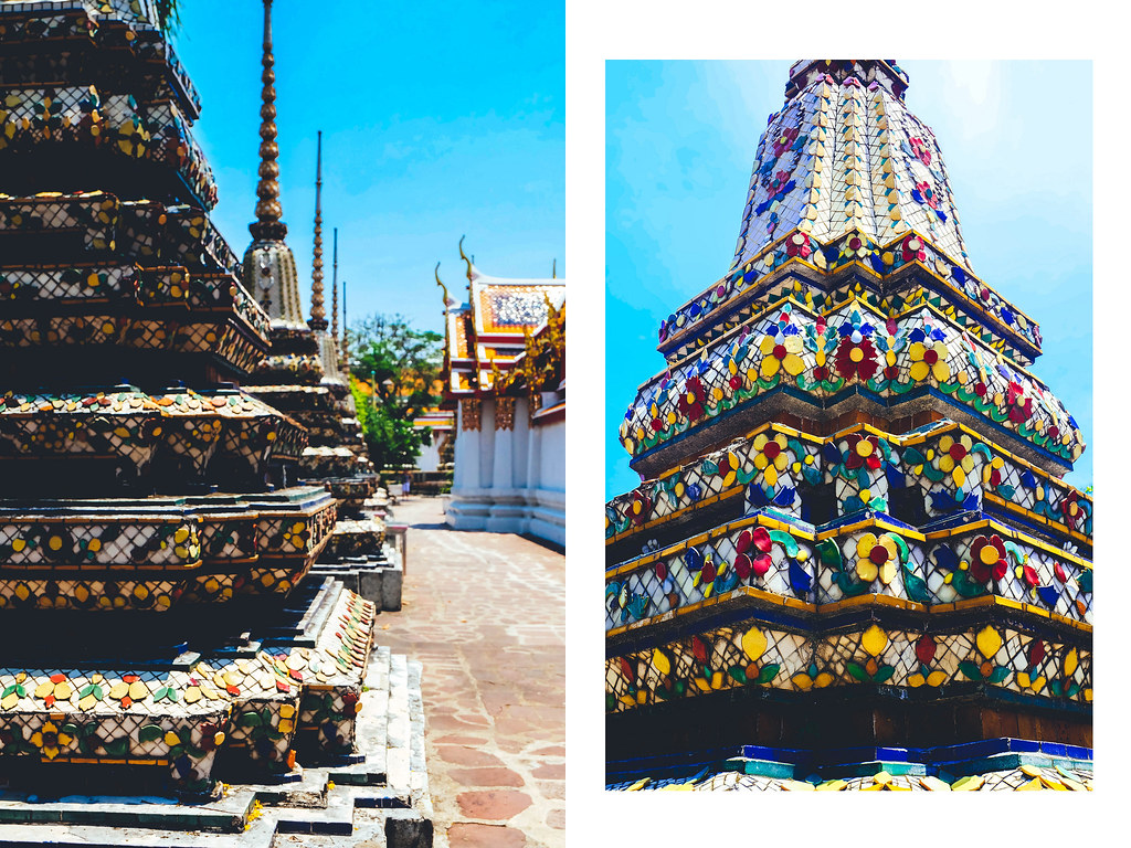 bangkok temple art 2