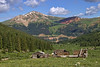 Old Cabins in Mayflower Gulch by dburrows0503