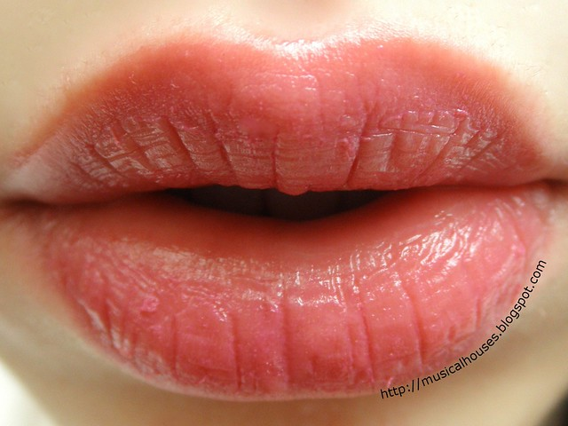 Jane Iredale Lipdrink Lipbalm Crush Swatch Lip