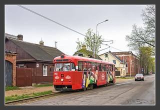 Tram Daugavpils, 04. Mai 2011