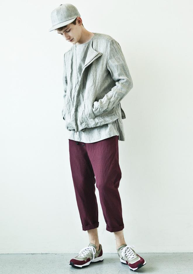 SS16 Tokyo KAZUYUKI KUMAGAI020_Clement(fashionsnap)
