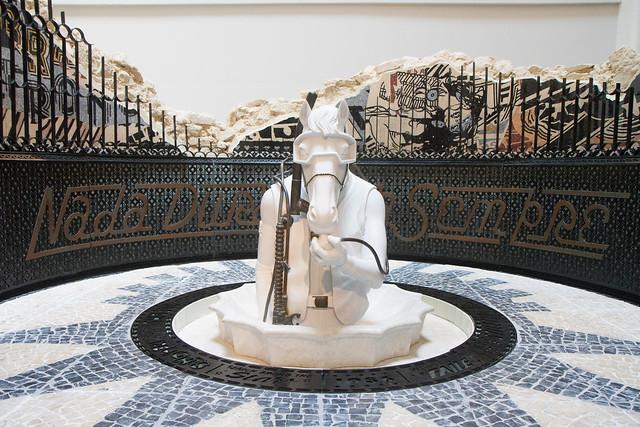Faile, Brooklyn Museum