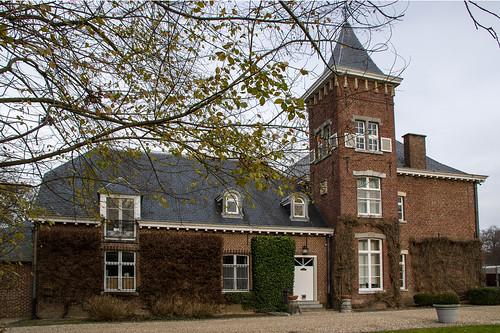 Hoeselt, kasteel van Hardelingen