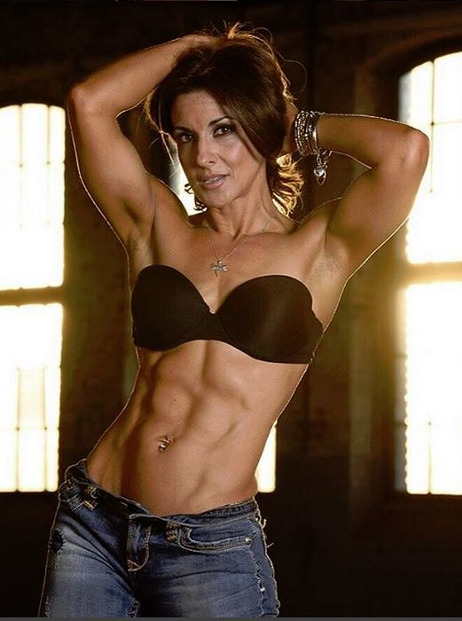 Maggie Corso-Female Fitness Model Photos -3322