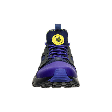 78f4ad6b25128 Men's Nike Air Huarache Run Ultra SE Running Shoes. $130.00. 875841 001  Anthracite/Paramount Blue eBay. FNL Save $10 On Your Online Purchase of  $100+ with ...