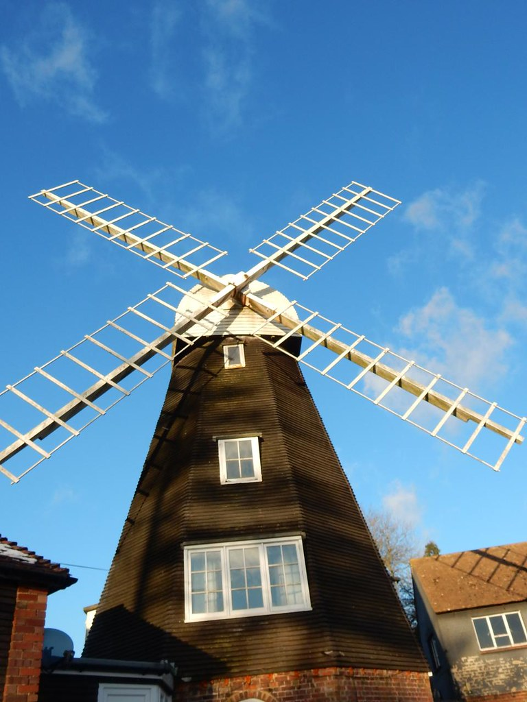 Windmill Lenham to Charing
