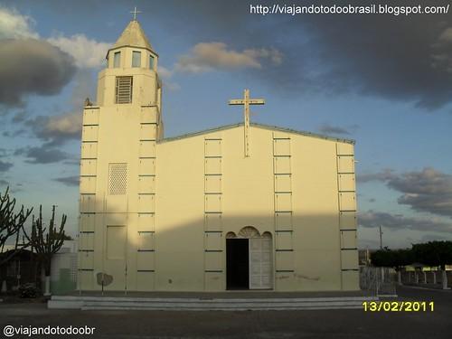 Monteirópolis - Igreja de São Sebastião
