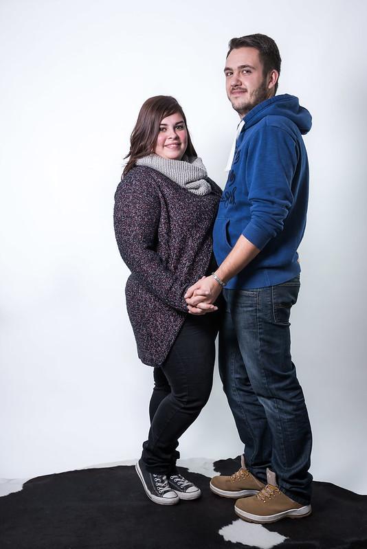 Sven und Melanie