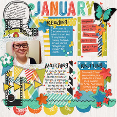 All About Me - January
