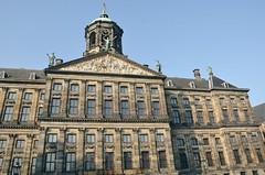 Royal Palace of Amsterdam - Amsterdam, The Netherlands