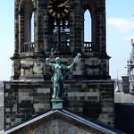 Obraz Koninklijk Paleis. amsterdam wheel statue nederland royal ferris palace standbeeld paleis pariserhjul koninklijk