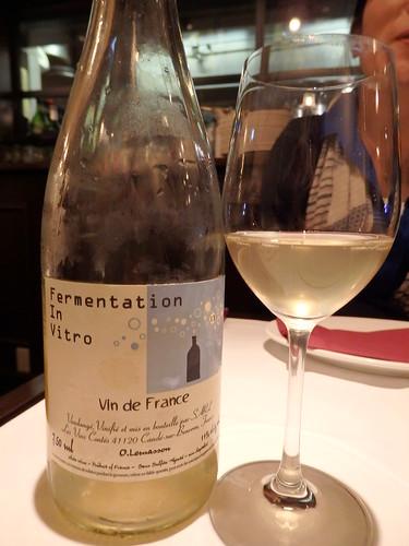 Fermentation in Vitro Les Vins Contés@Les Pif Et Dodine