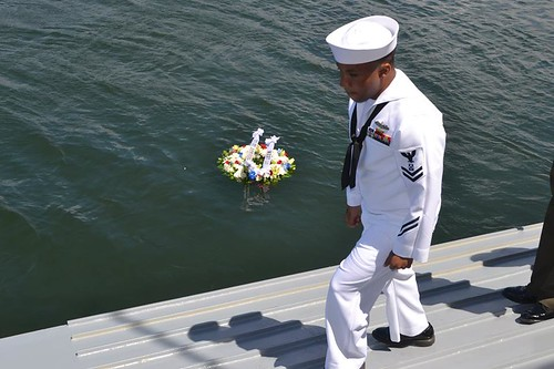 ATG MIDPAC Joins Local Commands in Observing 71st Anniversary of the West Loch Disaster