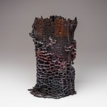 Christopher Meyer; Hot Head; Cast iron; 14x8x8; 2015 - FIRED: Iron September 17 - November 15, 2015