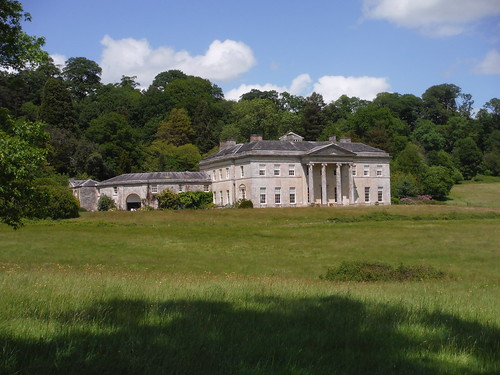 Philipps House in Dinton Park