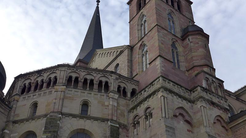 A la découverte de Trier (Allemagne) - 035 - Dom Trier