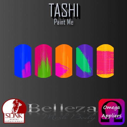 TASHI Paint Me