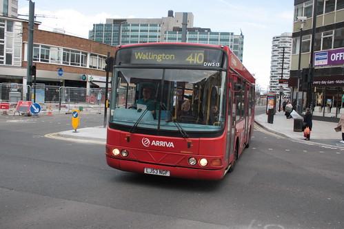 Arriva London South DW13 LJ53NGF